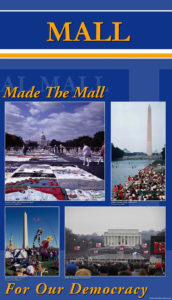 The National Mall: Stage For Democracy Exhibit at Reagan National Airport: Made the Mall ...