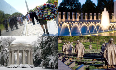 New Monument Proposed on the Mall to Honor Veterans of the Global War on Terror