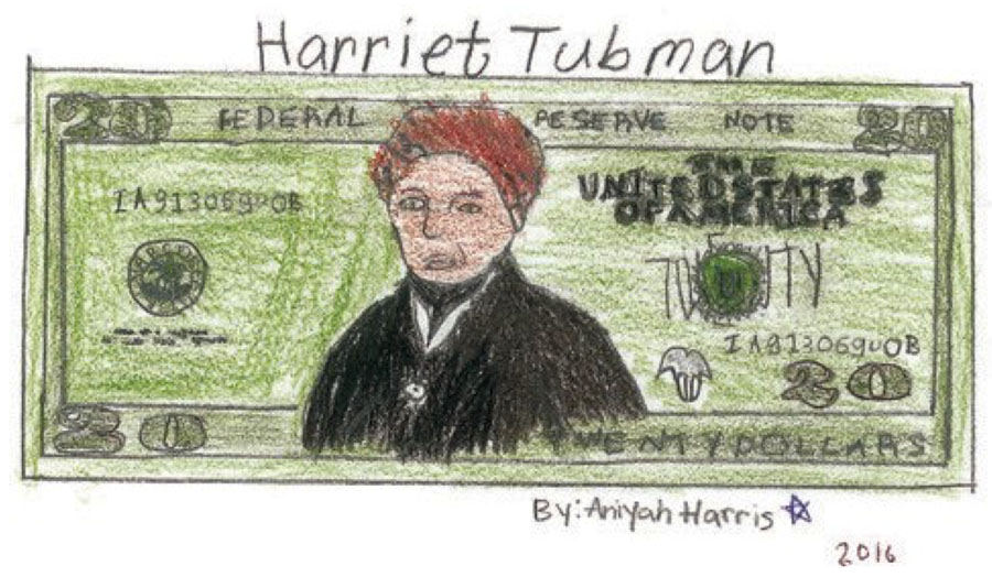 Called to the Mall: Harriet Tubman on the $20 Bill
