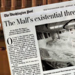 UPDATED: Coalition's latest Op-Ed in The Washington Post Tackles Mall Flooding